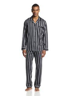 Majestic International Men's Mix and Mingle Woven Pajama at MYHABIT