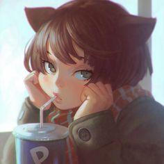 P cola by Ilya Kuvshinov