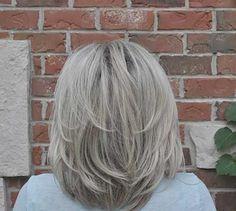 Medium Short Haircut for Women