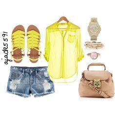 Yellow Please!