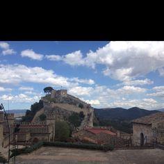 Xátiva Castle, Spain