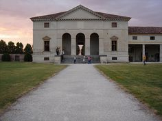 Villa Saraceno, Italy - one of our 50 for Free properties #charity, historic buildings, self catering, social enterprise http://www.landmarktrust.org.uk/news-and-events/50-for-free/