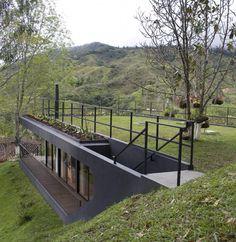 Abrigo Ecológico em Finca El Retorno / G Ateliers