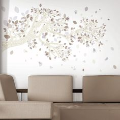 Words of Nature Peel and Stick Giant Wall Decal