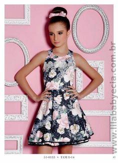 97d8b5630cdd6 35 melhores imagens de Malu   Girl clothing, Baby clothes girl e ...