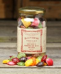 Can't decide which flavour to buy? How about an assortment jar? Our famous boiled sweets, hand-made to a traditional recipe at Brown's Confectionery Factory, Sovereign Hill. Confectionery, Melbourne, Jar, Sweets, Canning, Drink, Fruit, Recipes, Handmade