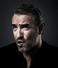 Jean Dujardin by Andy Gotts Jean Dujardin, Andy Gotts, Actors Male, Male Celebrities, Actor Studio, Famous Photographers, Jolie Photo, Black And White Portraits, Hollywood Actor