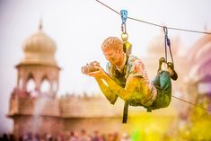Colorful Portraits from the 2012 Festival of Colors by Thomas Hawk