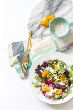 Click through for the super simple recipe behind this Mandarin Orange Poppy Seed Summer Salad. Summer Salad Recipes, Summer Salads, Pasta Recipes, Dinner Recipes, Steak Recipes, Dinner Ideas, Yummy Eats, Yummy Food, Oven Fried Chicken