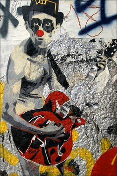 Streetart Berlin 2012 by URBAN ARTefakte, via Flickr