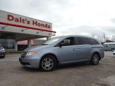 Pre-owned 2011 Honda Odyssey EX for sale in Orillia for $ 23995. 72850 Km.