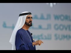 On Trump, corruption etc; more: Sheikh Mohammed gets candid at #WorldGovSummit in #Dubai