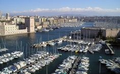 Marseilles Old Port