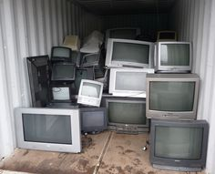 Recycling electronics is the best option (and the legal one) but finding the resources in the Champaign-Urbana area is getting more difficult. Electronic Items, Electronic Recycling, Tv Theme Songs, Netflix Subscription, Tv Themes, Essay Topics, Box Tv, Homemaking, Studio