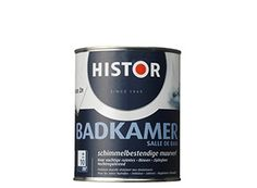 Histor - Producten - Badkamerverf