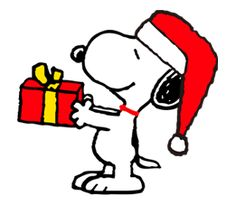 snoopy christmas - Google Search
