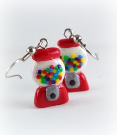 Polymer Clay Kawaii Charms | Candy Inspired Jewelry - The Beading Gem's Journal