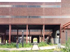 Gallery of A Photographic Journey Through Zollverein: Post-Industrial Landscape Turned Machine-Age Playground - 23