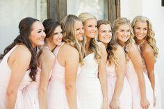 Weddington Way provides many pink bridesmaid dresses & tea rose bridesmaid gowns. Think pink with blush bridesmaid dresses, cameo bridesmaid gowns & more! Blush Bridesmaid Dresses, Wedding Dresses, Blush Weddings, Wedding Day, Gowns, Color, Fashion, Blush Bridesmaid Gowns, Pi Day Wedding