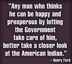 Henry Ford. This is what i've been trying to articulate!