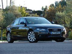 Essai vidéo - Audi A4 : quatre pour le prix d'une-modèle 2008