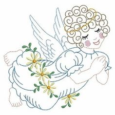 Vintage Prayer 3 - 3 Sizes! | What's New | Machine Embroidery Designs | SWAKembroidery.com Ace Points Embroidery