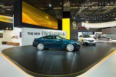 Booth Design Opel