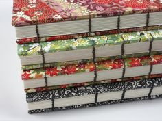Chiyogami Journals (yes, please)