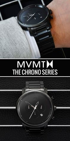 We believe looking like a gentleman shouldn't cost a fortune. At just $140 this Chrono All Black is the perfect minimalist men's watch to add to your collection. From a night out on the town to Monday morning in the office, your wrist is covered. With free shipping and free returns worldwide, what the hell are you waiting for? Click the buy button to get it now!
