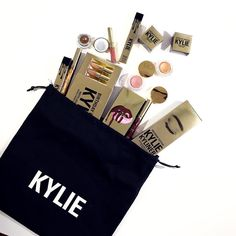 Kylie Jenner Released Her First Eyeliner and Creme Eyeshadows in Her Birthday Makeup Collection