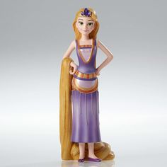 Item Number: 4053352 Material: Stone Resin Dimensions: 8.07 in H x 2.56 in W x 3.07 in L Disney Princesses come to life in the lavish designs of the Art Deco period characterized by rich colors, bold