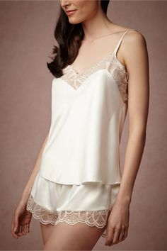 Cosette Shorts from BHLDN Not a night gown but so cute