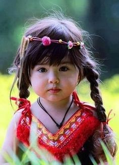 BoHo Chic Baby!  How Adorable!