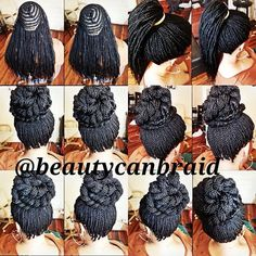 Crochet Braids Edmonton : IF YOURE LOOKING FOR AN AWESOME HAIR BRAIDING PAGE TO FOLLOW or TO ...