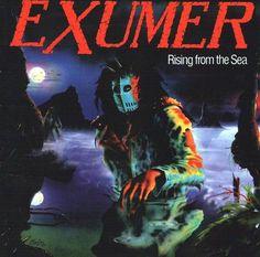 Exumer (Discografía)