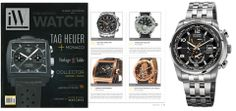 @iW Magazine features our World Time A-T in their January issue!