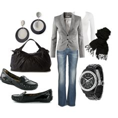 Black Accessories by jnifr on Polyvore