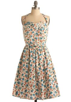Everyday Bouquet Dress, #ModCloth