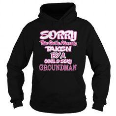 Cool And Sexy Groundman Shirt - #denim shirt #sweatshirt embroidery. WANT IT => https://www.sunfrog.com/Jobs/Cool-And-Sexy-Groundman-Shirt-Black-Hoodie.html?68278