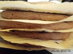 I have been on a Teff kick lately. I don't eat sandwiches very often, rarely actually. But whenever I make my Teff Sandwich bread , I mak. Teff Recipes, Wheat Free Recipes, Gourmet Recipes, Gluten Free Recipes, Baking Recipes, Healthy Recipes, Healthy Baking, Healthy Foods, Vegetarian Recipes