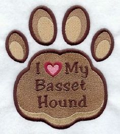 Declare your love to the Basset Hound.