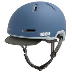 Nutcase Helmets Tracer in Storm Blue