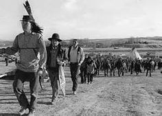 Die Indianer Nordamerikas - Besetzung