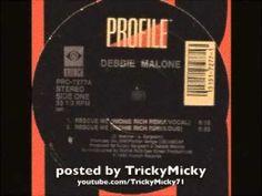 [1990] Debbie Malone - Rescue Me (Original Version) >> https://youtu.be/UQZ2u3sVTsU