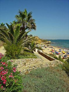 A minha praia. Praia de Santa Eulália