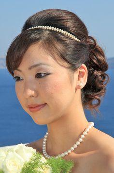 Wedding hair for my jr bridesmaid