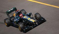 2012 GP Australii (Heikki Kovalainen) Caterham CT01 - Renault
