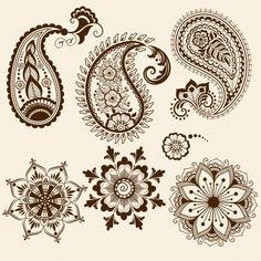 https://www.freepik.com/free-vector/illustration-of-mehndi-ornament_1534376.htm#term=boho&page=9&position=1