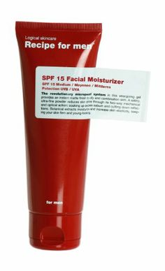 Recipe: SPF 15 Facial Moisturizer