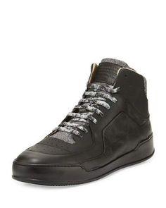64193e34c Men s Designer Sneakers at Neiman Marcus. Margiela SneakersHigh Top ...